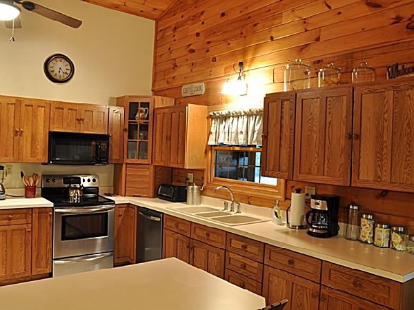 Evergreen Cabin