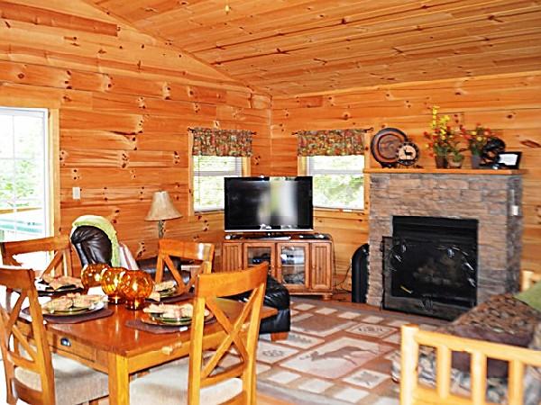 Prairie Rose Cabin